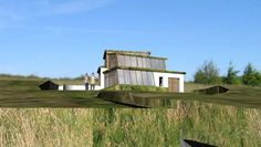 A true Gaelic green roof