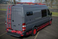 Karma - Outside Van