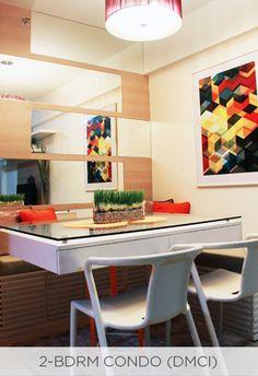 First Condo Unit Project: Dining Area Dining Area, Small Living Rooms, Small House Interior, Condo Interior Design, Interior Furniture, Condominium Interior Design, Small Condo Decorating, Condo Interior Design Small, Home Decor