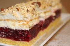 Na moim stole...: Malinowa chmurka Cheesecake, Food, Cheesecakes, Essen, Meals, Yemek, Cherry Cheesecake Shooters, Eten