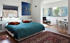 bedroom in tlv Beautiful Homes, Bedrooms, Architecture, Interior, House, Tel Aviv, Furniture, Bedroom Ideas, Home Decor