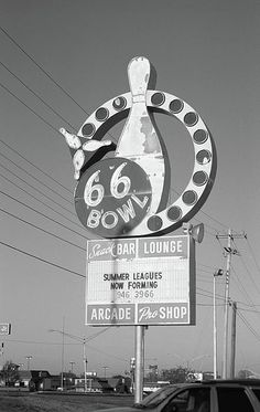 Route 66 Bowl, Oklahoma City.