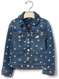 1969 Starry Denim Jacket