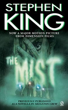 The Mist, by Stephen King. Better than the movie.