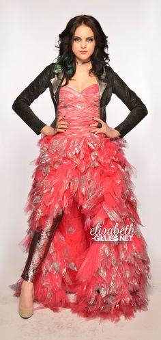 Elizabeth Gillies - Tori Goes Platinum