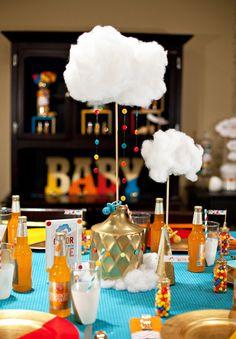 Ideas Para Baby Shower - http://fiestas-infantiles.com/ideas-para-baby-shower/