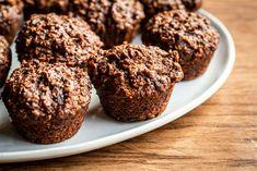 Muffins choco-dattes – Savourer par Geneviève O'Gleman