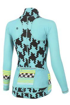 Houndstripe Virtue Women's Cycling Jersey.