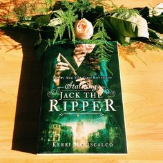 Have you read Stalking Jack the Ripper yet?  #stalkingjacktheripper #book #bookstagram #bookphotography #covermania #kerrimaniscalco