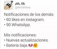 #Notificaciones #humor #risas #chistes #meme #momo