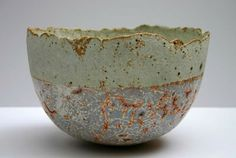 Jane Wheeler, Chalk Beach Bowl  via: A plate a day.