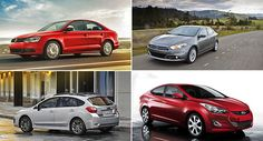 11 most affordable compact sedans and #Toyota #Corolla made the list.