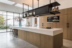 Renovatie van een jaren'30 villa | Louwerse de Jong samenwerking met studio PUUR NL | OBLY.com