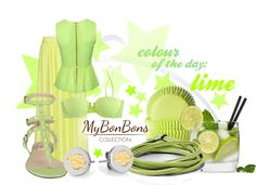 """MyBonBons Collection: Lime"" by nomination.   You can find these at Ashley's Distinctive Jewelry and Gifts 555 Day Hill Road , Windsor CT. 860-298-9542"