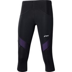 Asics  Leg Balance Knee Tight Damen black