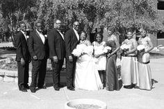 Already a vintage small wedding party