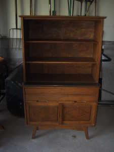 $225 Mid Century Art Deco Hutch Cabinet on UsedOttawa.com