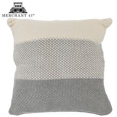 Bonnie Weave Pillow Cover Woodhail Guest Bedroom 1 In