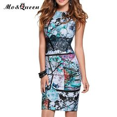 The elasticity of clothes are very good, stretch length about Vintage Summer Dress Women 2016 Elegant Floral Lace Bodycon Dress New Arrival Sleeveless Blue Red Ladies Dresses European Style The elasticity of clothes are very good, stretch length about Vintage Summer Dresses, Casual Summer Dresses, Party Dresses For Women, Ladies Dresses, Women's Dresses, European Dress, European Fashion, European Style, Lace Dress With Sleeves
