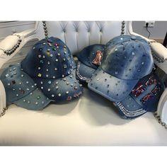 Kto uwielbia czapki z daszkiem?  #jeans#cap#deluxo#store