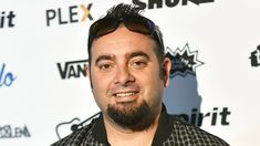"""HAPPY 50th BIRTHDAY to CHRIS KIRKPATRICK!! 10/17/21 Born Christopher Alan Kirkpatrick, American singer, dancer, songwriter, music producer, and occasional actor, best known for his work as the founding member of the pop group NSYNC, in which he sang countertenor. He has appeared on numerous TV shows and provided the voice for Chip Skylark on The Fairly OddParents. He also guest-starred on The Simpsons as himself, along with his fellow NSYNC bandmates, in the episode """"New Kids on the Blecch""""."""