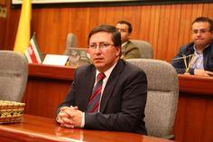 Fue elegido el nuevo Contralor Departamental de Boyacá