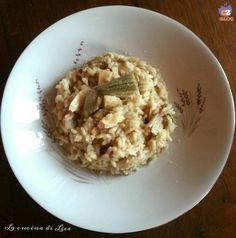 Risotto con Carciofi e Castelmagno - La Cucina di Lice