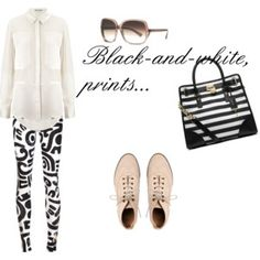 How to Wear Leggings This Spring-Summer 2014