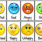 Free Pocket Chart Activity that helps students express how they are feeling!