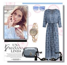 """""""Blue sky"""" by followme734 ❤ liked on Polyvore"""