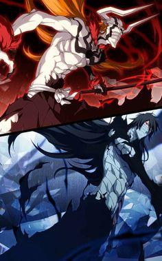 Bleach Anime Art, Bleach Fanart, Bleach Manga, Bleach Characters, Anime Characters, Ichigo Kurosaki Wallpaper, Otaku Anime, Manga Anime, Ichigo Y Orihime