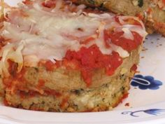 Baked Eggplant Parmesan - Gluten-Free on a Shoestring