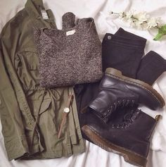 fall outfit, perfect for a not so cold atummn