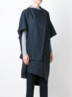 Vivienne Westwood Anglomania пальто асимметричного кроя