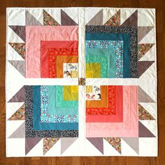 Big Bear Cabin Quilt