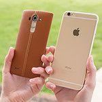 LG G4 vs Apple iPhone 6 Plus