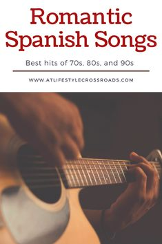 Check this ultimate list of my favorite Romantic Spanish songs. Whether you plan to improve your language skills or simply want to have Valentine´s day with a Spanish twist - these ballads are for you. #romantic #spanish #songs |Best Spanish Songs | Spanish Love Ballads | Romance Inspiration Spain | Romantic Spanish Songs | Old Spanish Songs | Beautiful Spanish Music Most Romantic Places, Romantic Vacations, Romantic Travel, Best Spanish Songs, Spanish Music, Beautiful Songs, Love Songs, Catchy Phrases, Virtual Travel