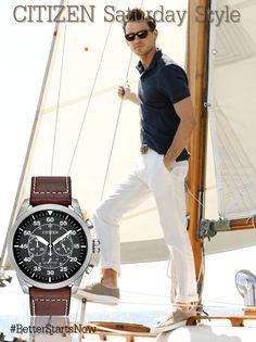 Preppy sailing – Men's style, accessories, mens fashion trends 2020 Preppy Mode, Preppy Casual, Preppy Style, Men Casual, Preppy Mens Fashion, Nautical Fashion, Nautical Style, Outfit Trends, J Crew Men