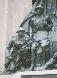 File:Liverpool News Exchange war memorial. Photo 4 by Phillip Medhurst 1992.jpg