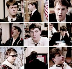 Knox Overstreet Dead Poets Society Knox Overstreet, Dead Poets Society Quotes, Josh Charles, Sean Leonard, Oh Captain My Captain, 1980s Films, Richard Gere, The Best Films, Good Wife