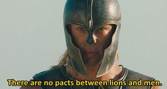 """There are no pacts between lions and men. Brad Pitt Quotes, Brad Pitt Troy, Troy Movie, I Am A Winner, Martial Arts Quotes, Best Movie Lines, Citations Film, The Legend Of Heroes, Alexander The Great"