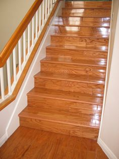 How To Install Laminate Flooring On Stairs | Installing Laminate Flooring, Laminate  Flooring And Basements