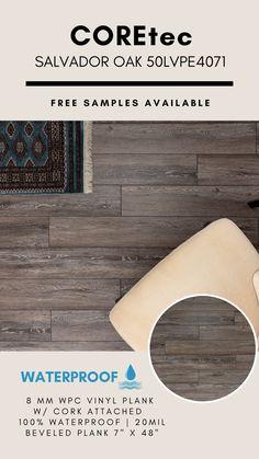 Quick-Step NatureTEC Veriluxe Morning Frost Oak 12mm Laminate Flooring LPUS1396 Sample