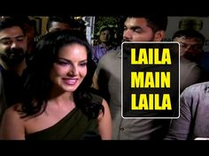 Sunny Leone's reaction on the success of LAILA MAIN LAILA song of RAEES. Gossip, Sunnies, Maine, Interview, Cinema, Success, Photoshoot, Songs, Music
