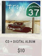 Train ~ California 37 ~ comes out April 17th!