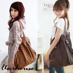 Fashion Unisex PU Leather punk Backpack Shoulder Handbag Book Bag Tote 3 Colors #Other #Backpack