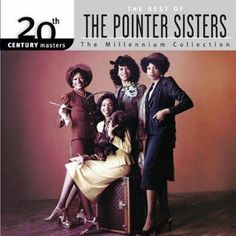 Precision Series Pointer Sisters - 20th Century Masters - The Millennium Collection: The Best of The Pointer Sisters, Blue