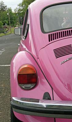 pink bug by celeste