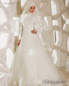 mirada detallada elige lo último 60% de liquidación 35 mejores imágenes de vestido de boda musulmanes en 2019 ...