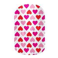 Heart Throb nail wraps! Perfect for Valentine's Day! Just ordered my own. ❤️  Http://baileerae.jamberrynails.net